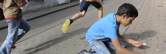 1 kind op 4 riskeert armoede in België